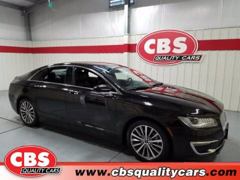 2019 Lincoln MKZ for sale at CBS Quality Cars in Durham NC