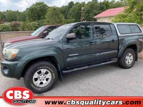 2011 Toyota Tacoma for sale at CBS Quality Cars in Durham NC