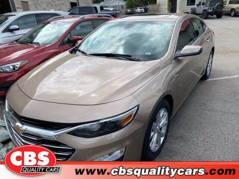2019 Chevrolet Malibu for sale at CBS Quality Cars in Durham NC