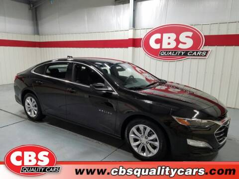 2020 Chevrolet Malibu for sale at CBS Quality Cars in Durham NC