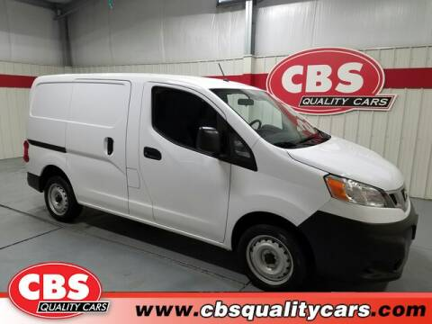 2019 Nissan NV200 for sale at CBS Quality Cars in Durham NC