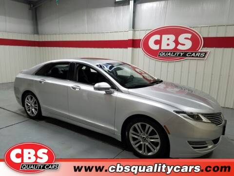 2015 Lincoln MKZ for sale at CBS Quality Cars in Durham NC