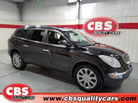 2012 Buick Enclave for sale at CBS Quality Cars in Durham NC