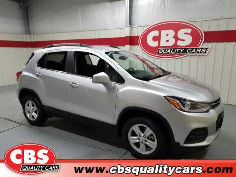 2017 Chevrolet Trax for sale at CBS Quality Cars in Durham NC