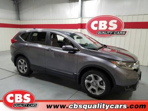 2017 Honda CR-V for sale at CBS Quality Cars in Durham NC