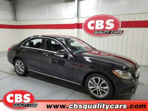 2017 Mercedes-Benz C-Class for sale at CBS Quality Cars in Durham NC