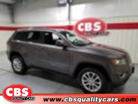 2014 Jeep Grand Cherokee for sale at CBS Quality Cars in Durham NC