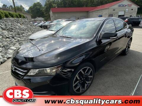 2017 Chevrolet Impala for sale at CBS Quality Cars in Durham NC