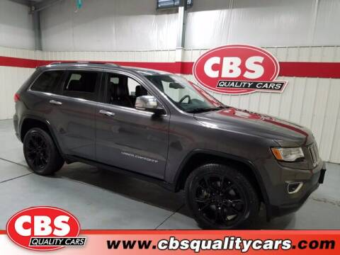 2015 Jeep Grand Cherokee for sale at CBS Quality Cars in Durham NC