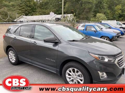 2018 Chevrolet Equinox for sale at CBS Quality Cars in Durham NC