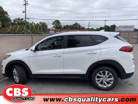 2019 Hyundai Tucson for sale at CBS Quality Cars in Durham NC