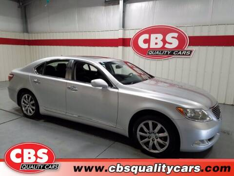 2008 Lexus LS 460 for sale at CBS Quality Cars in Durham NC