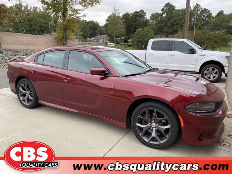 2019 Dodge Charger for sale at CBS Quality Cars in Durham NC