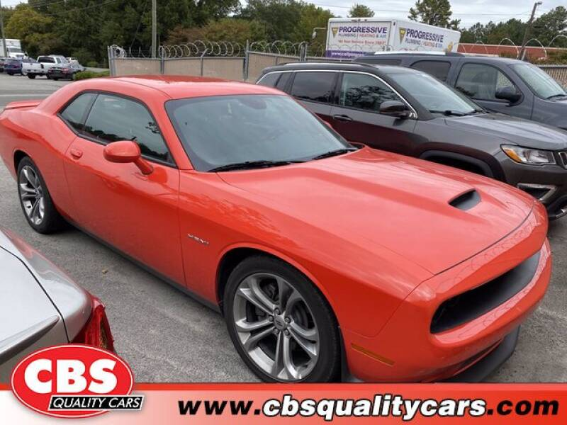 2020 Dodge Challenger for sale at CBS Quality Cars in Durham NC