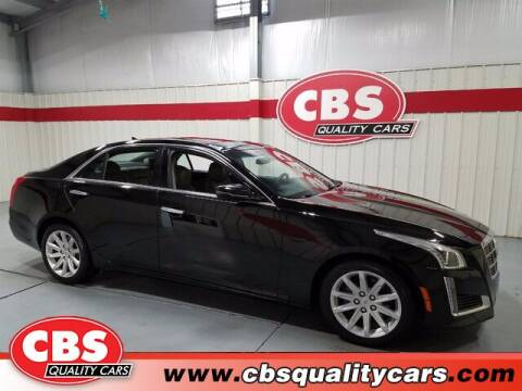 2014 Cadillac CTS for sale at CBS Quality Cars in Durham NC