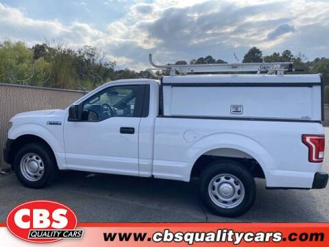2017 Ford F-150 for sale at CBS Quality Cars in Durham NC