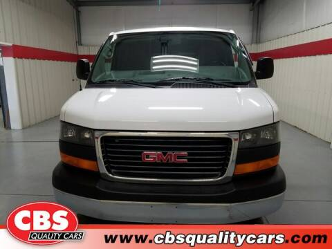 2015 GMC Savana Cargo for sale at CBS Quality Cars in Durham NC