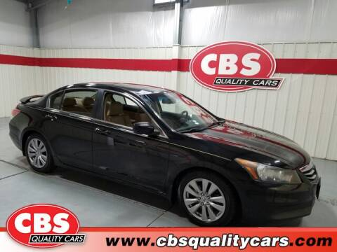 2011 Honda Accord for sale at CBS Quality Cars in Durham NC