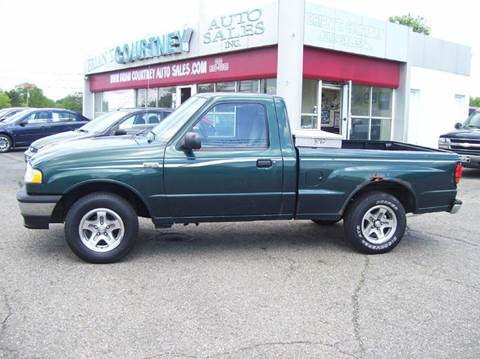 1998 Mazda B-Series Pickup for sale in Alliance, OH