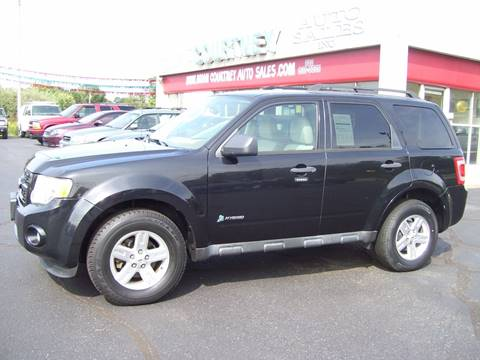 2011 Ford Escape Hybrid for sale in Alliance, OH