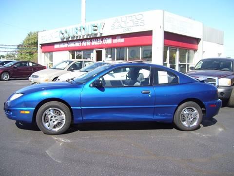 2005 Pontiac Sunfire for sale in Alliance, OH