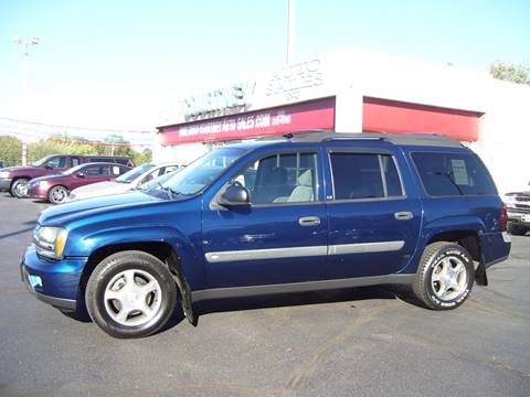2004 Chevrolet TrailBlazer EXT for sale in Alliance, OH