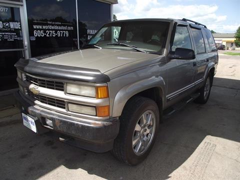 Chevrolet Tahoe Limitedz71 For Sale In Oxnard Ca Carsforsale
