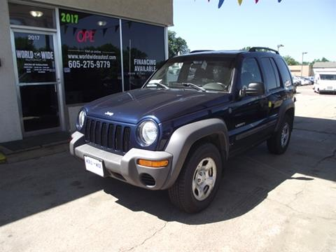 2004 Jeep Liberty for sale in Sioux Falls, SD