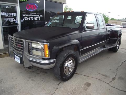 1992 GMC Sierra 3500 for sale in Sioux Falls, SD