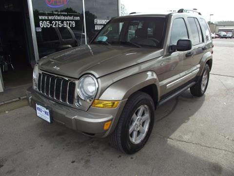 2007 Jeep Liberty for sale in Sioux Falls, SD