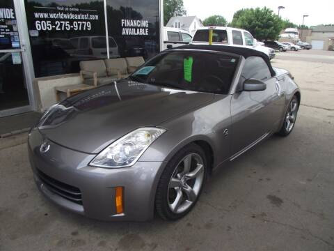 2007 Nissan 350Z Enthusiast for sale at World Wide Automotive in Sioux Falls SD