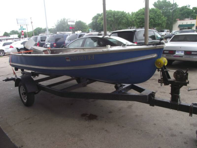 1965 Unpublished Boat Bank for sale at World Wide Automotive in Sioux Falls SD