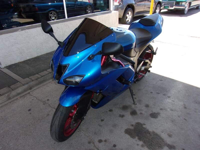 2007 Kawasaki Ninja for sale at World Wide Automotive in Sioux Falls SD