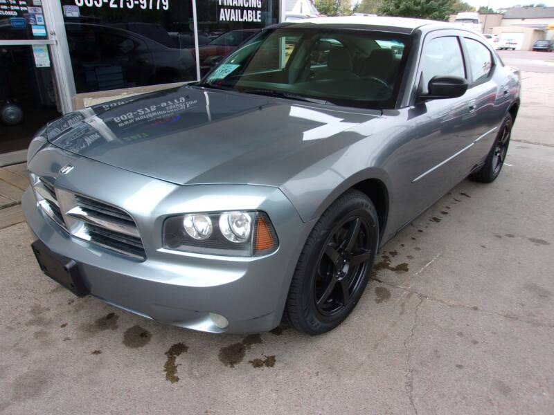 2007 Dodge Charger for sale at World Wide Automotive in Sioux Falls SD