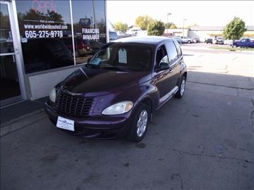 2005 Chrysler PT Cruiser for sale in Sioux Falls, SD