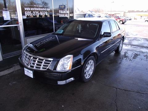2010 Cadillac DTS Pro for sale in Sioux Falls, SD