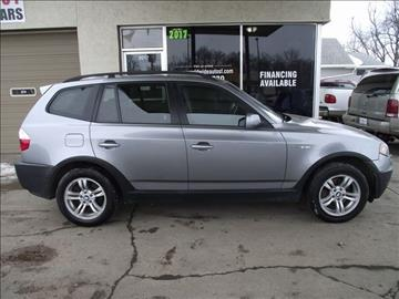 2005 BMW X3 for sale in Sioux Falls, SD