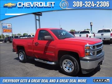 2014 Chevrolet Silverado 1500 for sale in Lexington, NE