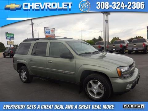 2004 Chevrolet TrailBlazer EXT for sale in Lexington, NE