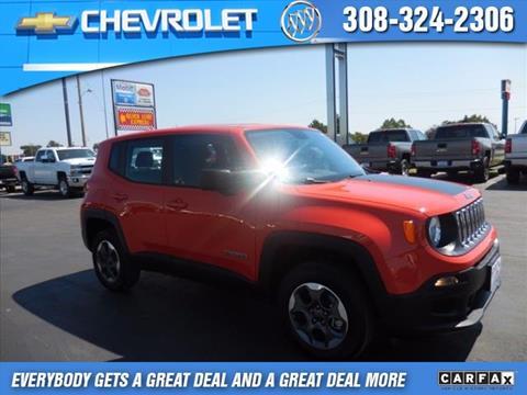 2016 Jeep Renegade for sale in Lexington, NE