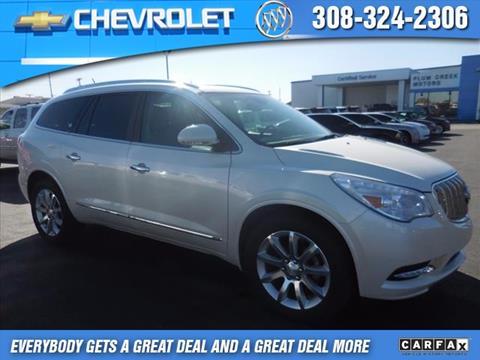 2014 Buick Enclave for sale in Lexington, NE