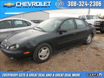 1998 Ford Taurus for sale in Lexington, NE