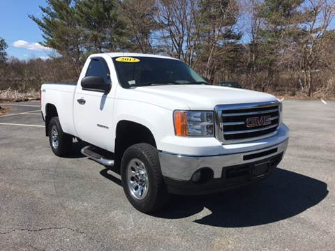 2012 GMC Sierra 1500 for sale in Westford, MA