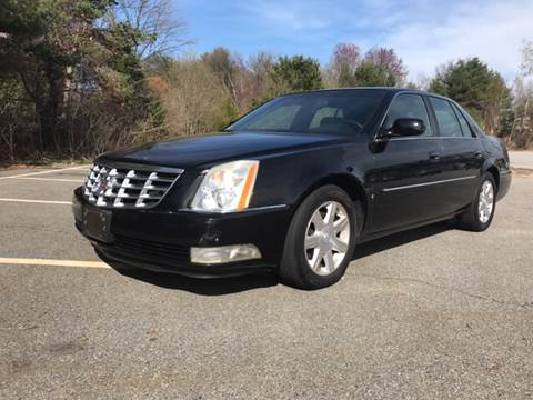 2007 Cadillac DTS for sale in Westford, MA