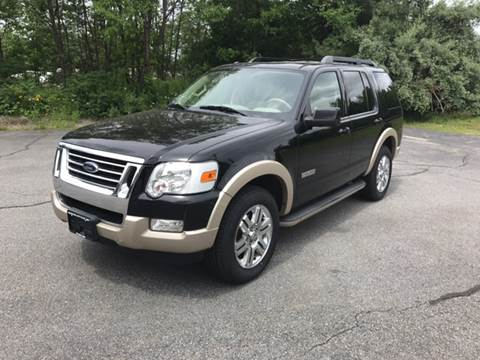 2008 Ford Explorer for sale at Westford Auto Sales in Westford MA