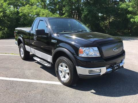 2005 Ford F-150 for sale at Westford Auto Sales in Westford MA