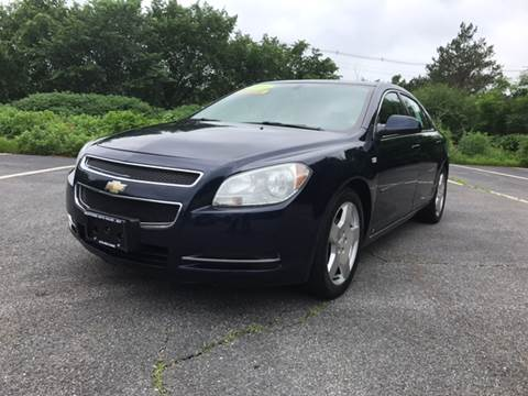 2008 Chevrolet Malibu for sale at Westford Auto Sales in Westford MA