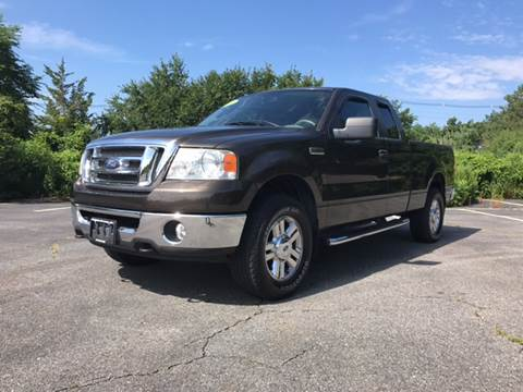 2008 Ford F-150 for sale at Westford Auto Sales in Westford MA