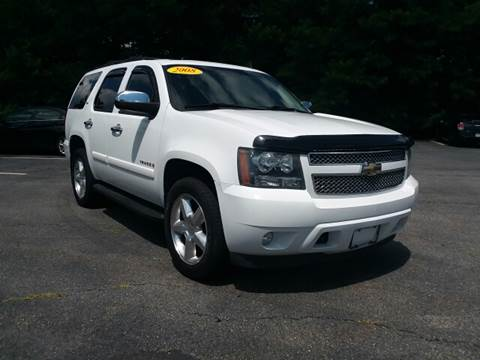 2008 Chevrolet Tahoe for sale in Westford, MA