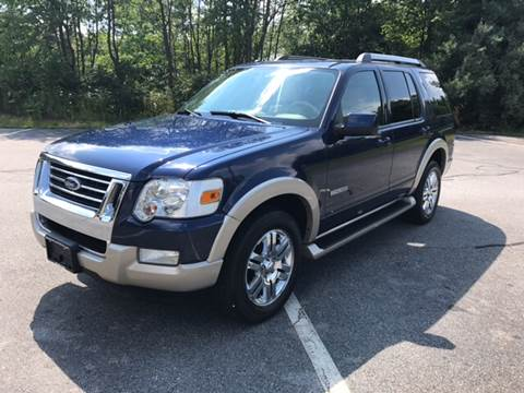 2007 Ford Explorer for sale in Westford, MA